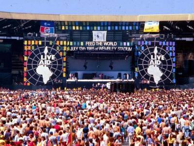 Wembley 1985 - Live Aid